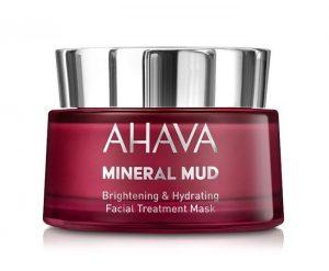 ahva mineral mud brightening & hydrating