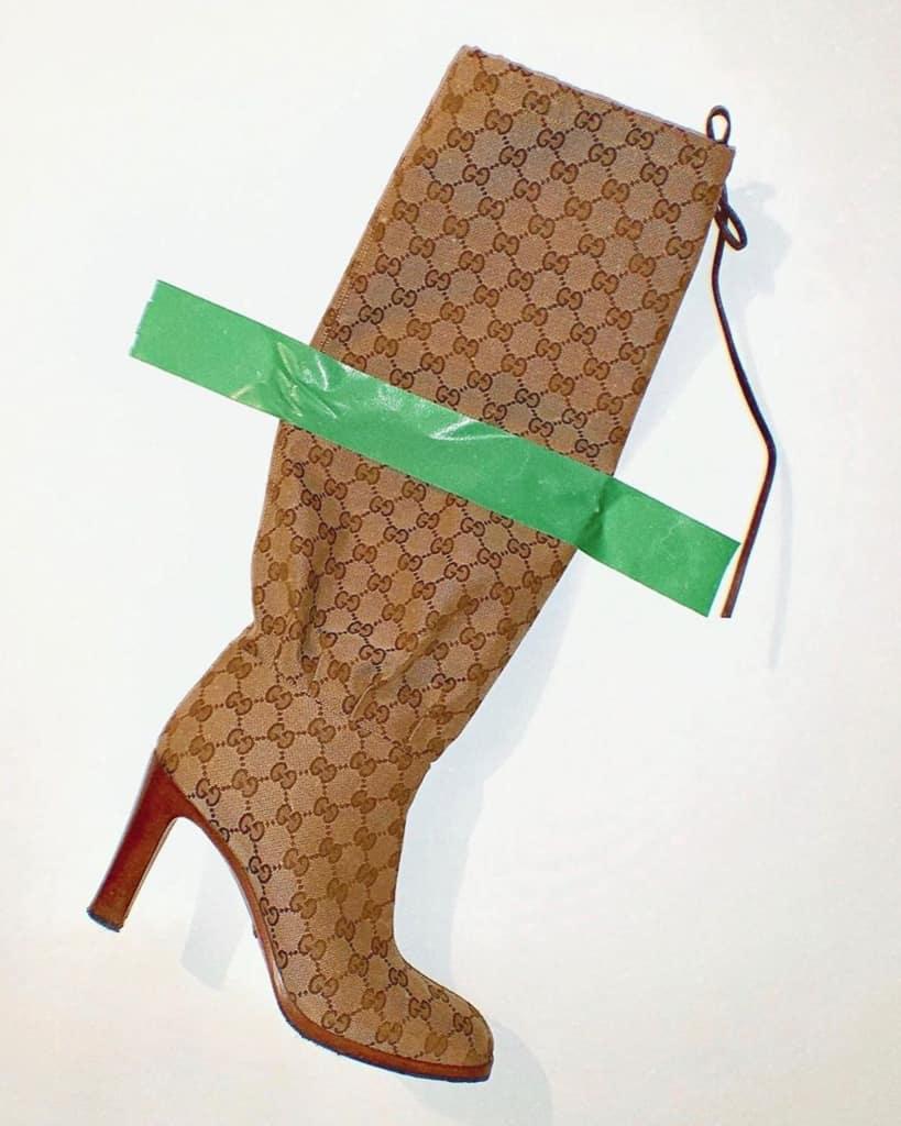 מגפיים של גוצ'י
