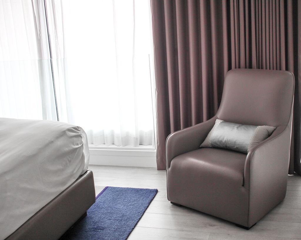 הסוויטה במלון ריץ קרלטון