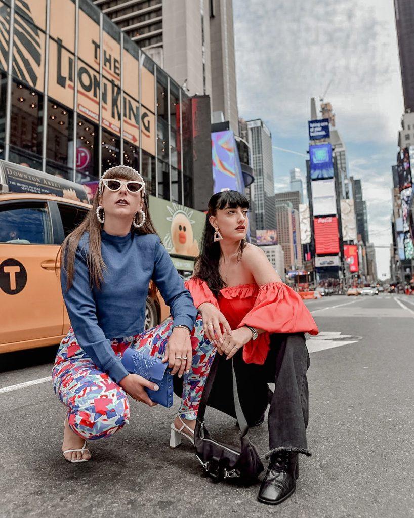 שנטי גדרון דניאל קליין שבוע האופנה ניו יורק