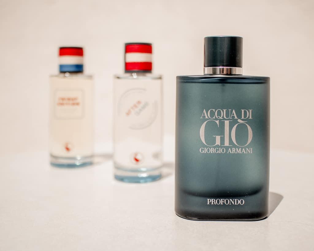 בשמים מומלצים לנשים וגברים acqua do gio