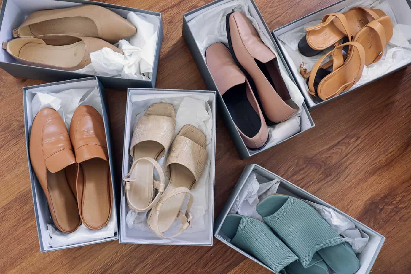 אוסף הנעליים של לובה שרגא