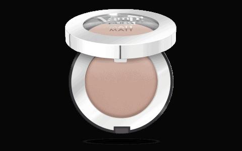 Pupa vamp eyeshadow matt