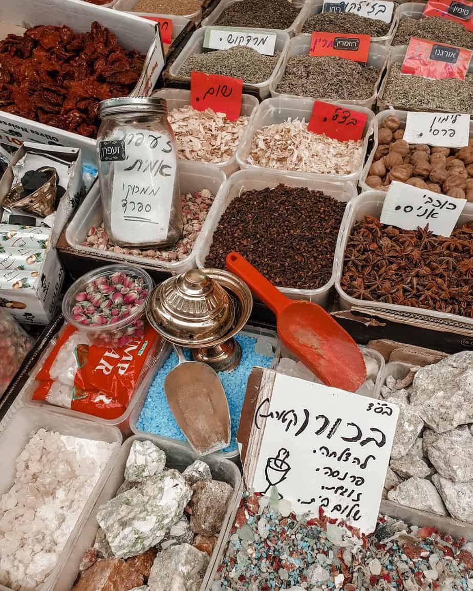 השוק של עכו העתיקה