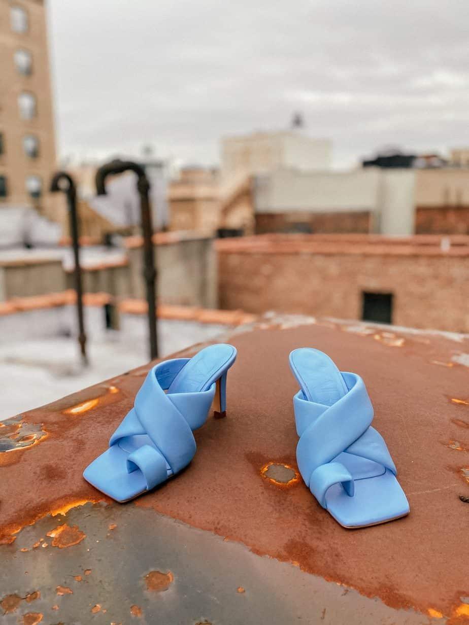 נעלי עקב זארה