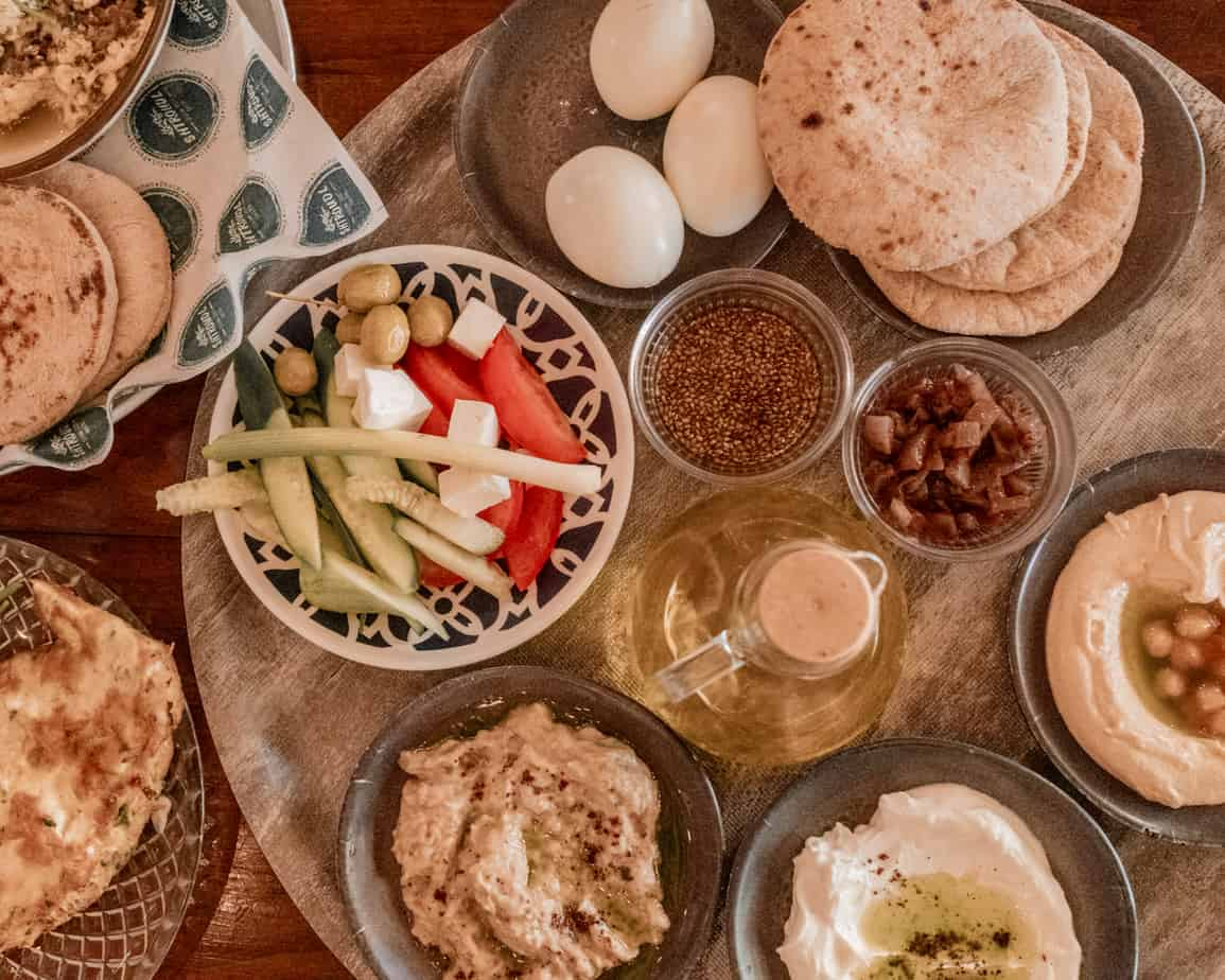 שטרודל חיפה ארוחת בוקר