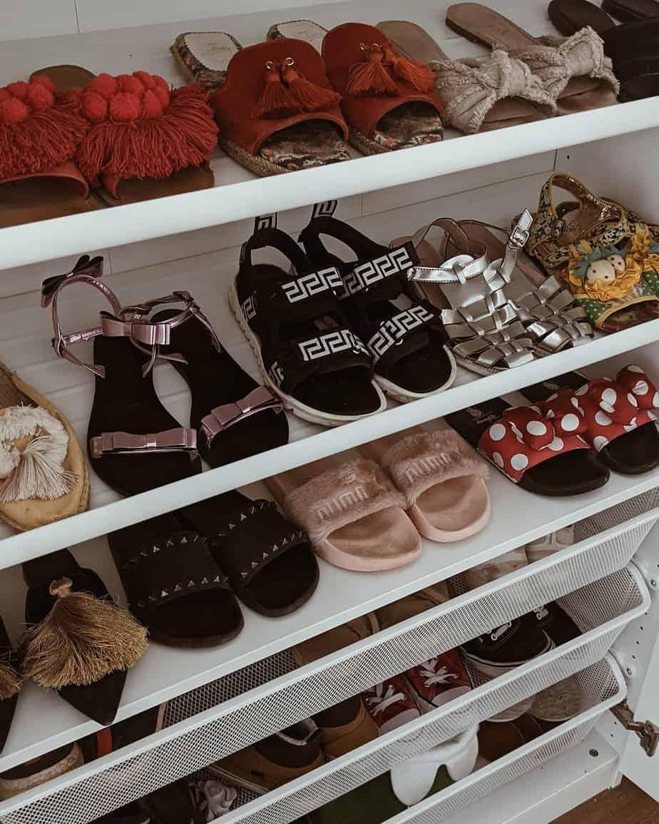 ארון הנעליים החברה שיודעת