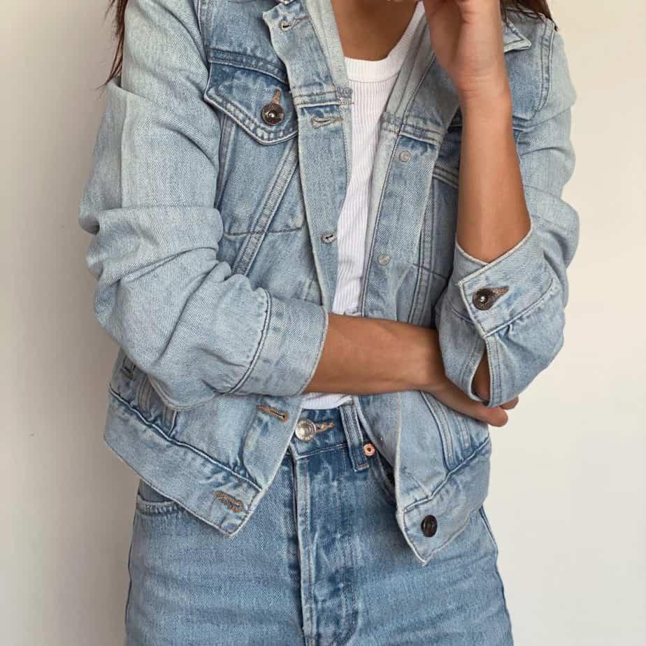 טרנד ג'ינס על ג'ינס