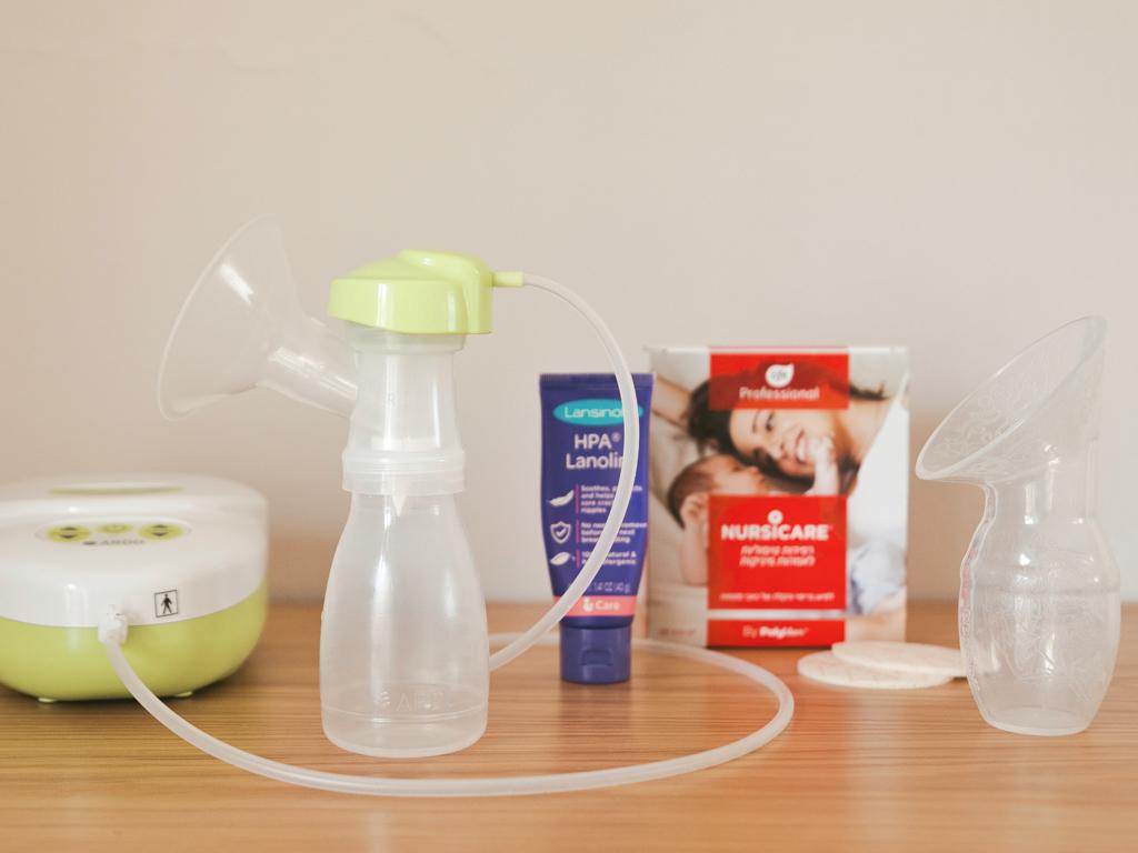 מוצרים מומלצים להנקה